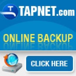 1TB Online Backup