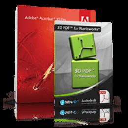 3D PDF for Navisworks Suite