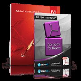 3D PDF pour Revit Suite