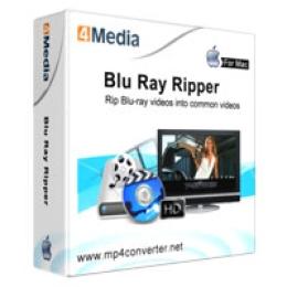 4Media Blu Ray Ripper for Mac