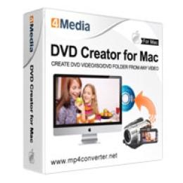 4Media DVD Creator for Mac