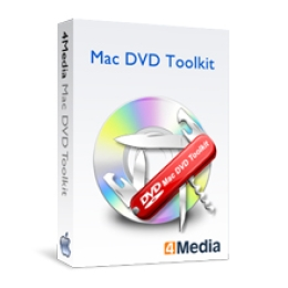 4Media Mac DVD Toolkit