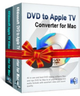 4Videosoft Apple TV Converter Suite for Mac