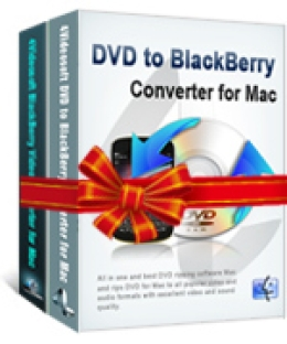 4Videosoft Blackberry Converter Suite für Mac