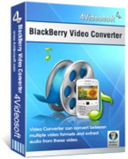 4Videosoft BlackBerry Video Converter