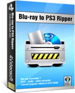 4Videosoft Blu-ray zu PS3 Ripper