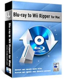 4Videosoft Blu-ray to Wii Ripper for Mac