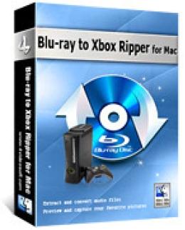 4Videosoft Blu-ray für Xbox Ripper für Mac