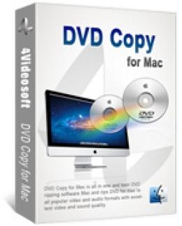 4Videosoft DVD Copy para Mac