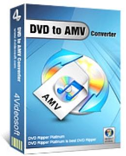 4Videosoft DVD to AMV Converter
