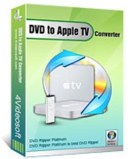 4Videosoft DVD to Apple TV Converter