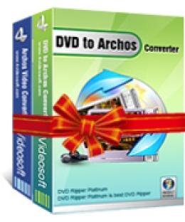 4Videosoft DVD à Archos Suite