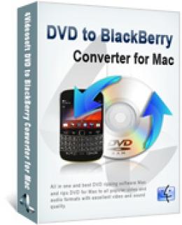 4Videosoft DVD to Blackberry Converter für Mac