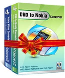 4Videosoft DVD a Nokia Suite