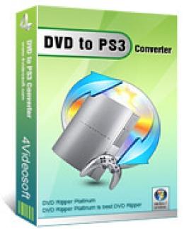 4Videosoft DVD zu PS3 Converter