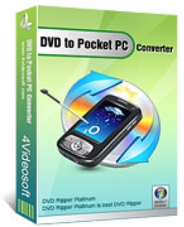4Videosoft DVD to Pocket PC Converter
