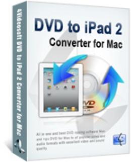 4Videosoft DVD to iPad Converter for Mac 2