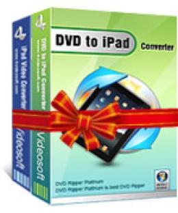 4Videosoft DVD to iPad Suite