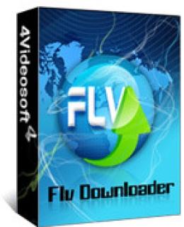 4Videosoft FLV Downloader