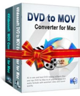 4Videosoft MOV Converter Suite für Mac