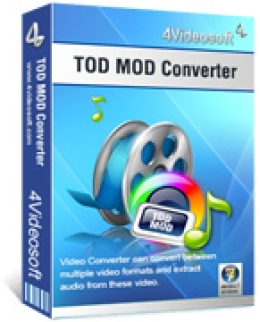 4Videosoft Tod Mod-Konverter