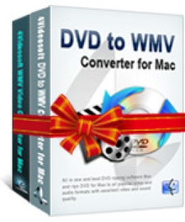 4Videosoft WMV Converter Suite for Mac