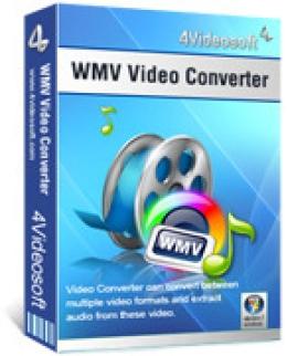 4Videosoft WMV Video Converter