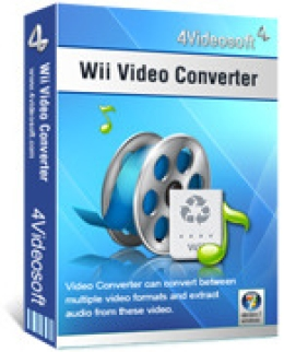 4Videosoft Wii Video Converter