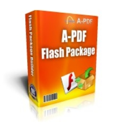 A-PDF Flash Package Builder