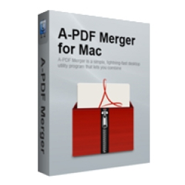 A-PDF Merger for Mac