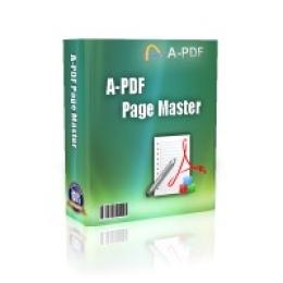 A-PDF Page Master