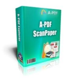 A-PDF Scan Paper