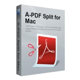 A-PDF Split for Mac