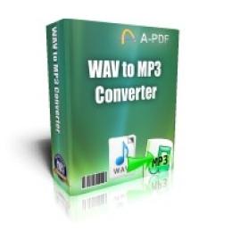 A-PDF WAV to MP3 Converter