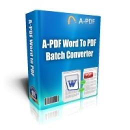 A-PDF Word to PDF