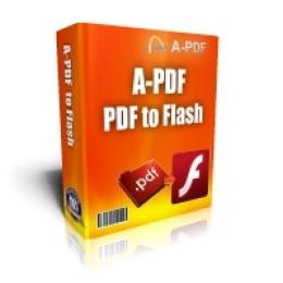 A-PDF to Flash