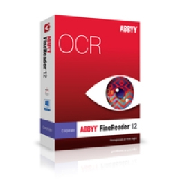 ABBYY FineReader 12 Corporate 1 Concurrent License Download