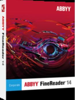 ABBYY FineReader 14 Corporate Upgrade