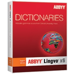 ABBYY Lingvo X6 English Professional
