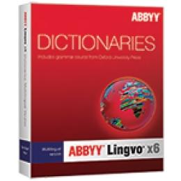 ABBYY Lingvo X6 Multilingual Professional