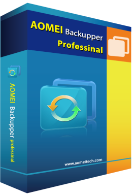 Aomei Backupper Professional + Free Lifetime-Upgrade