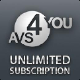 AVS4YOU Unbegrenzte Abonnement