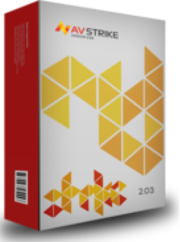 AVstrike Antivirus - 1 PC 3 Year License