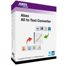 Abex Tout au convertisseur de texte