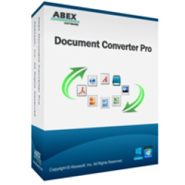 Abex Document Converter Pro