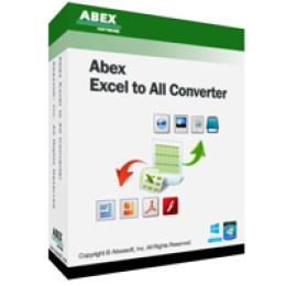 Abex Excel to All Converter
