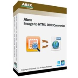 Abex-Bild zu HTML-OCR-Konverter