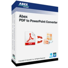 Abex Convertisseur PDF en PowerPoint