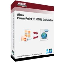 Abex PowerPoint zu HTML Konverter