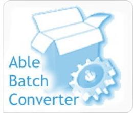 Able Batch Converter (Site License)